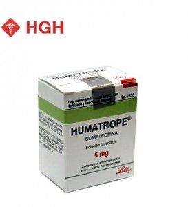 Humatrope Box Small