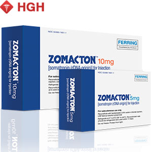 Zomacton Human Growth Hormone Injections